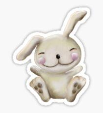 Wee Bunny Sticker