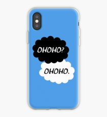 Haikyuu!! - Ohoho? Ohoho. iPhone Case