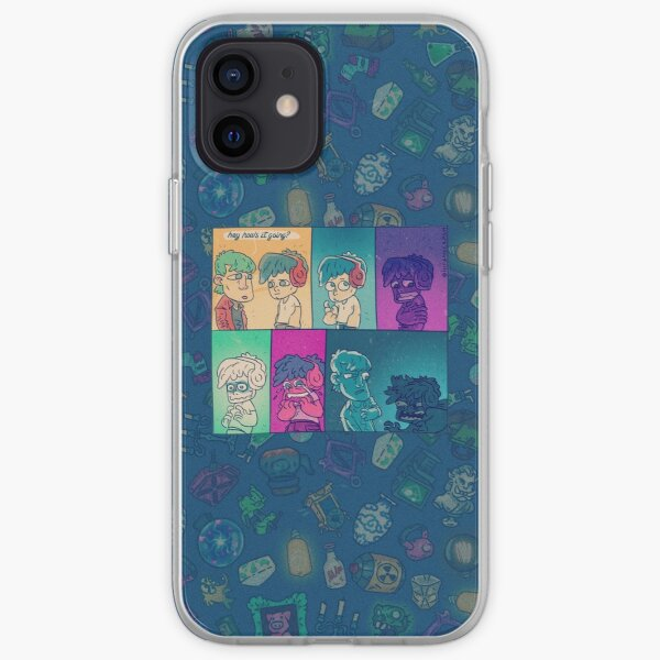 Im very OK iPhone Soft Case