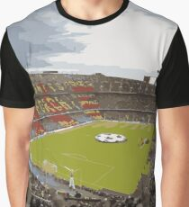 FC BARCELONA - CAMP NOU Graphic T-Shirt
