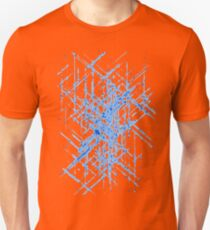 Abstract Blueprint T-Shirt