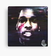 ASAP ROCKY Canvas Print
