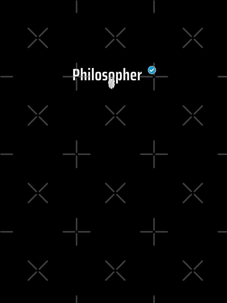 Verified Philosopher by a-golden-spiral