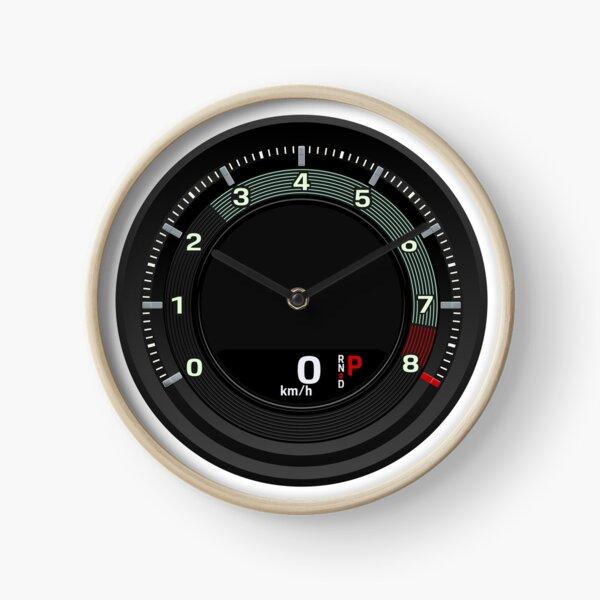 Heritage edition Clock