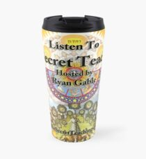 The Secret Teachings - Alchemical Logo (Cups) Travel Mug