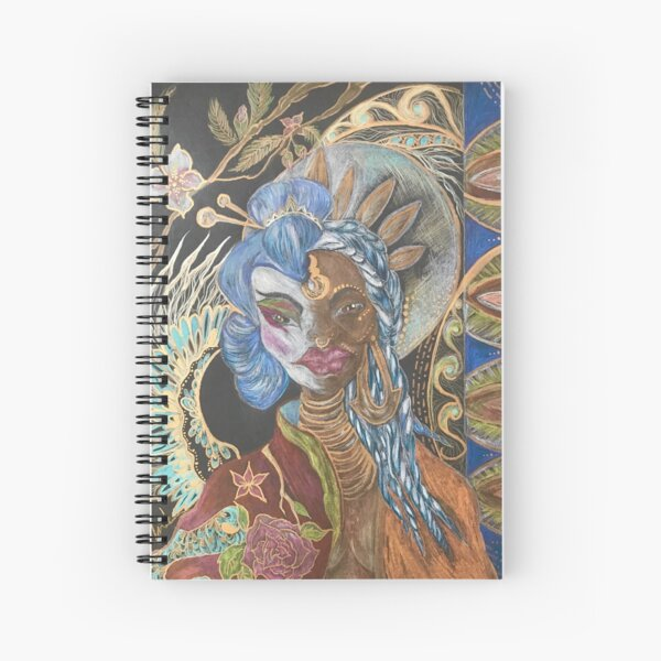 Girls who Look Like Me Spiral Notebook