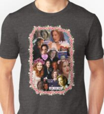 X-files Dana Scully - Collage Part 2 Unisex T-Shirt