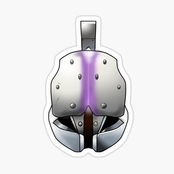 Saint-14 Helmet Sticker