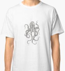 Steampunk Octopus Classic T-Shirt
