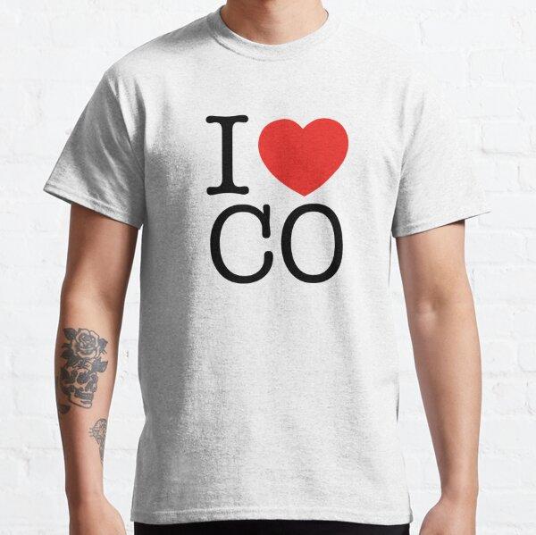 I love COlorado Classic T-Shirt