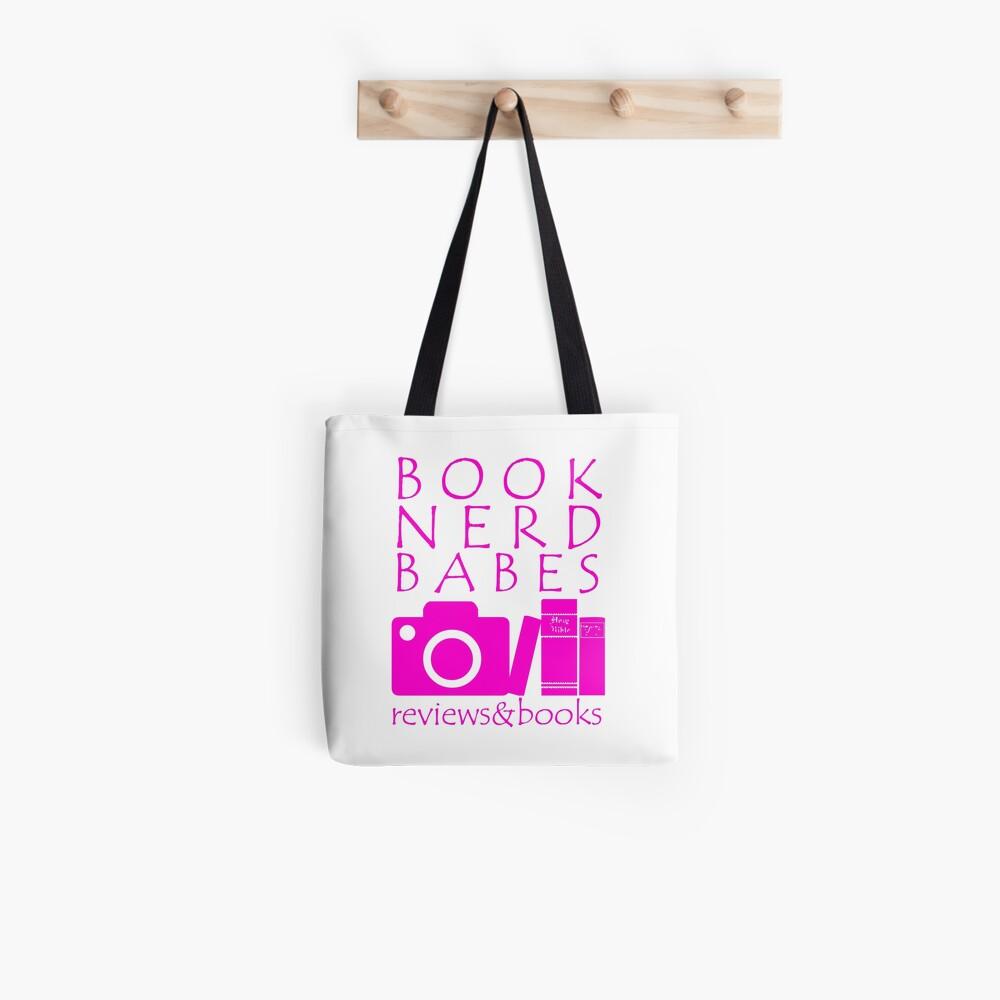 Book Nerd Babes Tote Bag