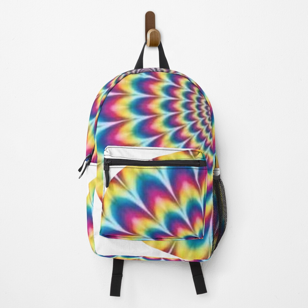 Psychedelic Art, ur,backpack_front,square,1000x1000