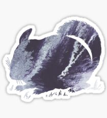 Chinchilla Sticker