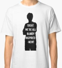 Bloody Inspired Classic T-Shirt