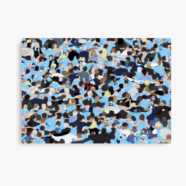 We Are City Canvas Print