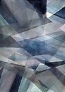Digital Layered Star by bluerabbit