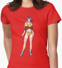 Faye Valentine from the Anime and/or Manga Cowboy Bebop; orignal digital painting T-Shirt