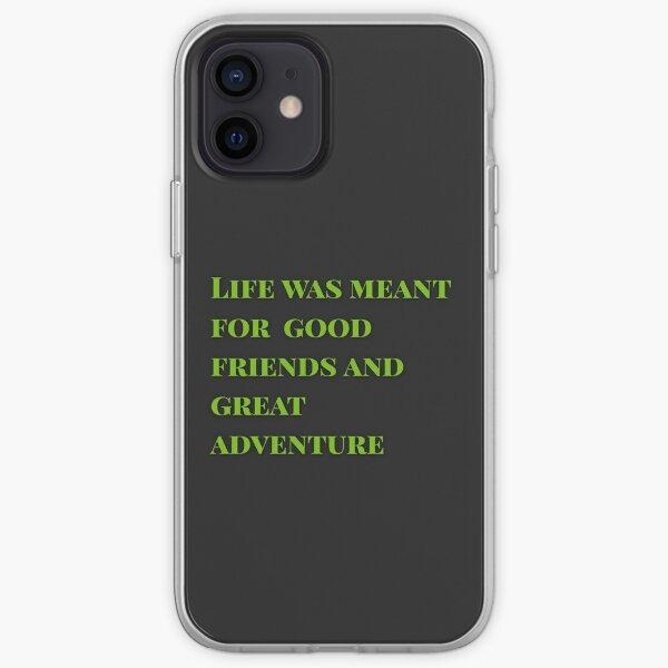 chasseur kirua Coque souple iPhone