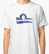 Libra Psychedelic Symbol Classic T-Shirt