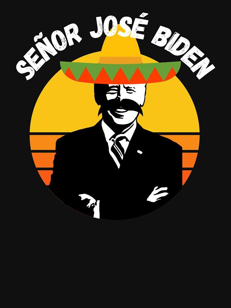 Jose Biden - funny Joe Biden  by ds-4