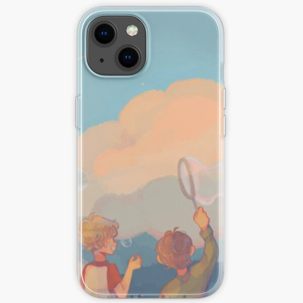 Tommy and the boys sleeping iPhone Soft Case