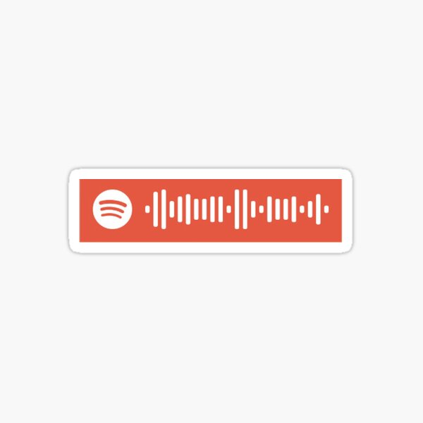 Pursuit of Happiness Spotify Sticker
