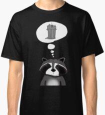 Cool Raccoon Classic T-Shirt