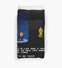 Red Carpet Rampage Duvet Cover