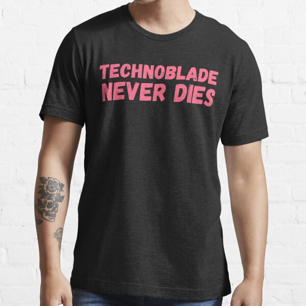 TECHNOBLADE NEVER DIES Essential T-Shirt