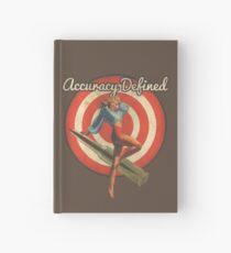 6.5 Creedmoor Accuracy Defined | Vintage Hardcover Journal