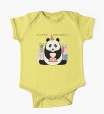 PANDA HAPPY BIRTHDAY Kids Clothes