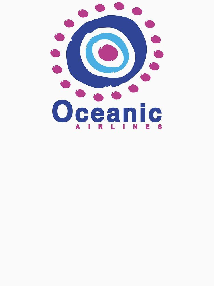 Oceanic Airlines by hoboballan
