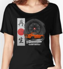 DBrinkworth Datsun 240Z Women's Relaxed Fit T-Shirt