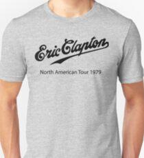 eric clapton tour  Unisex T-Shirt