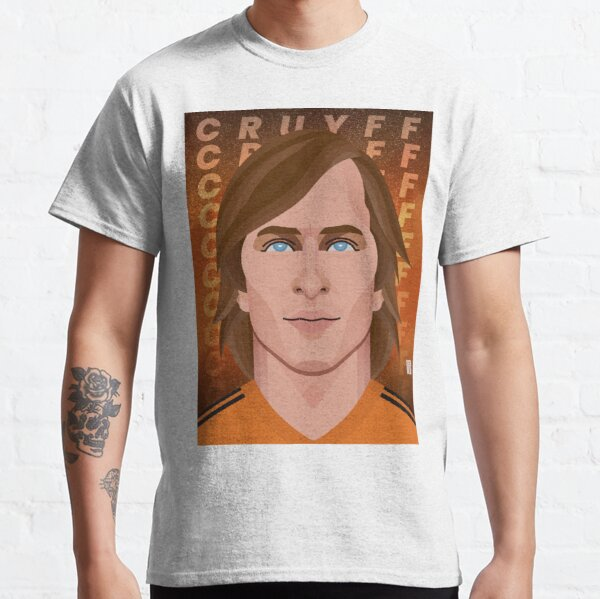 Johan Cruyff | The Flying Dutchman Classic T-Shirt
