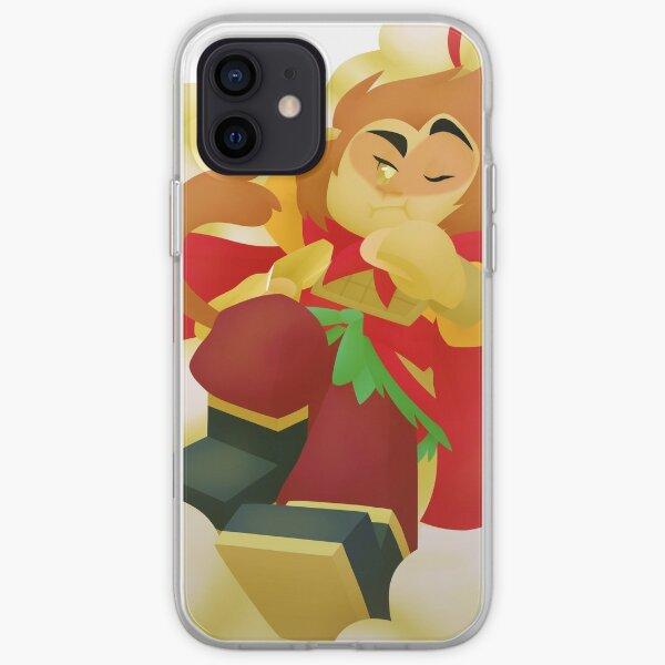 Roi Singe Coque souple iPhone
