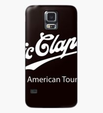 Eric C Tour White 1979 Case/Skin for Samsung Galaxy