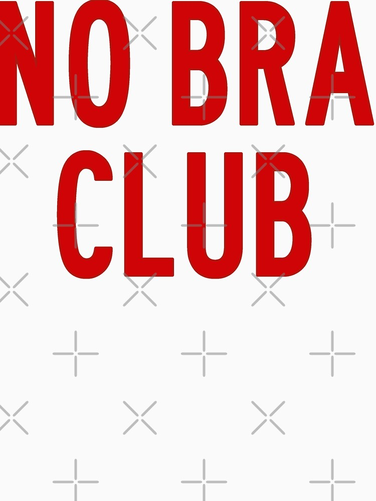 No Bra Club by RabbitLair