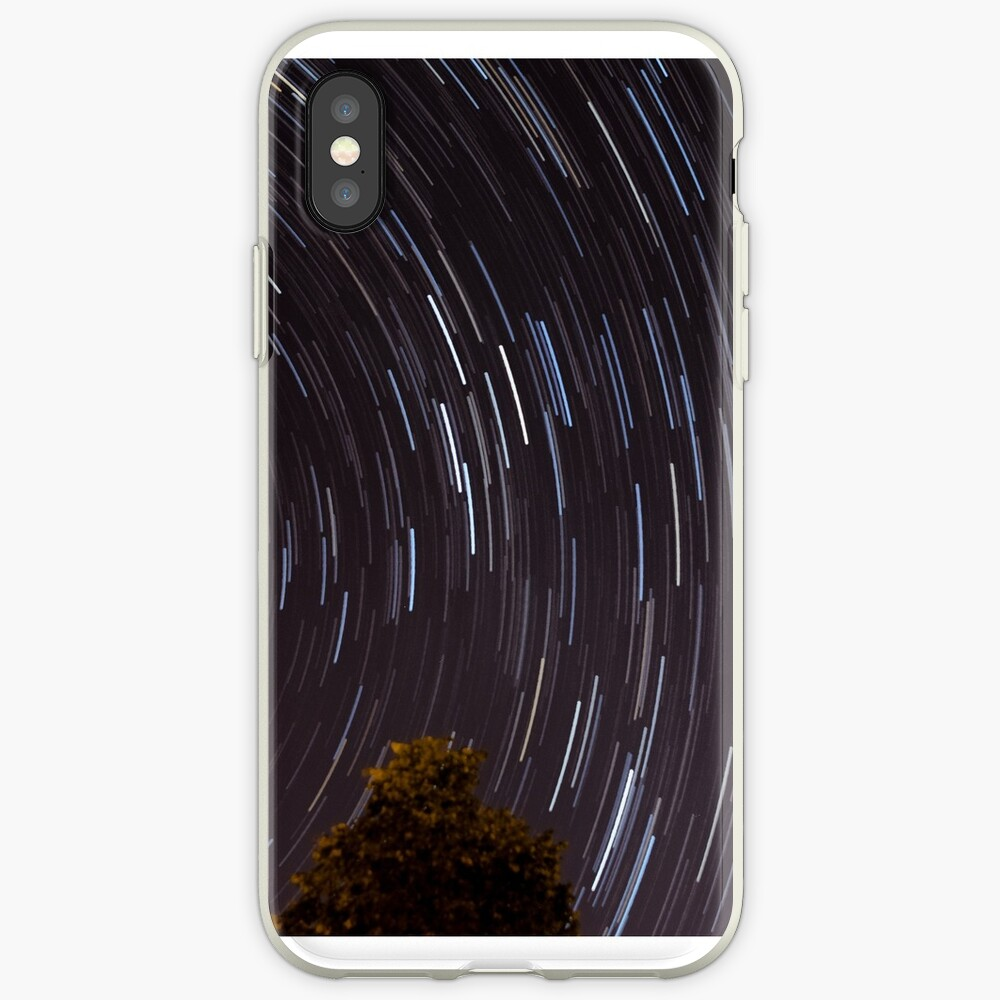 Star Trails iPhone Case & Cover