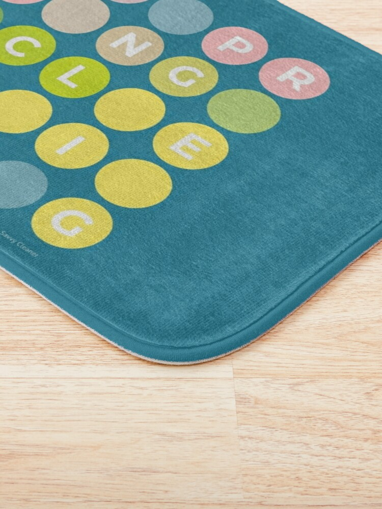 Alternate view of Spring Cleaning Funny Cleaning Lady Gift Bath Mat
