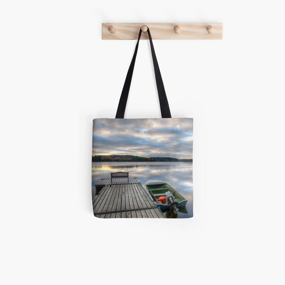Cottage Life Tote Bag