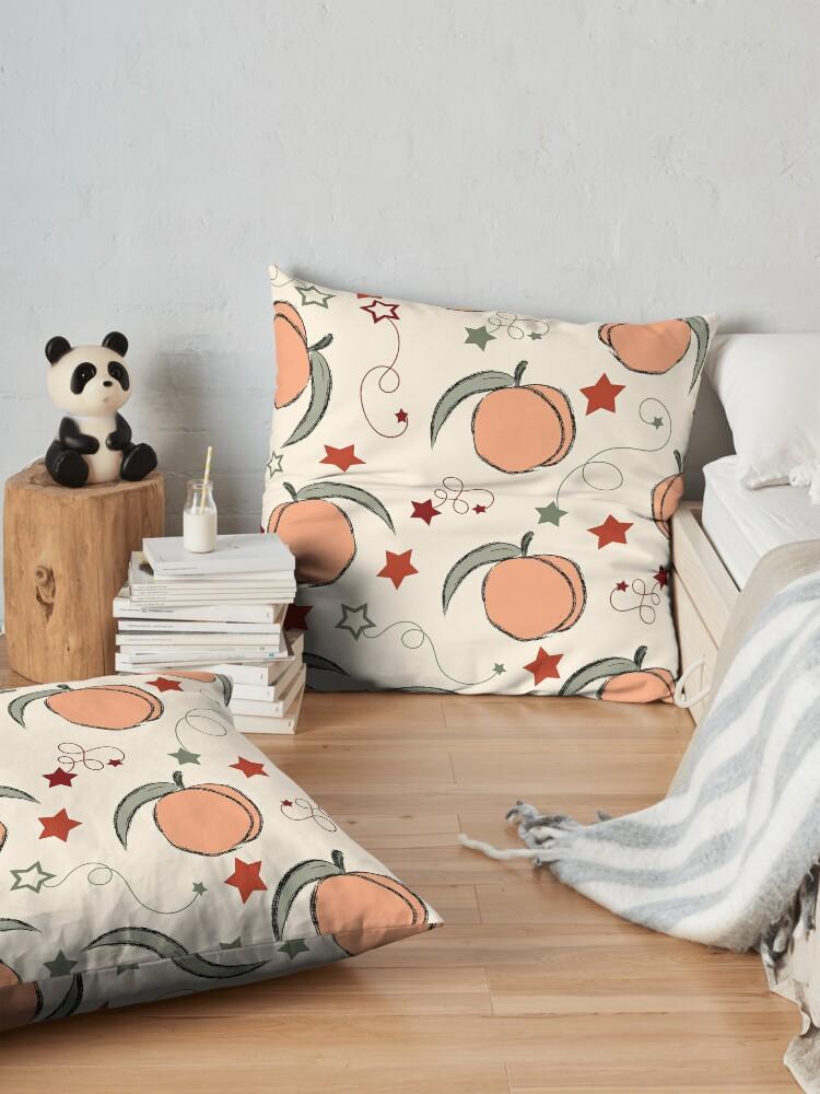 Alternate view of Just Peachy Floor Pillow