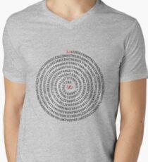 Pi Day Men's V-Neck T-Shirt