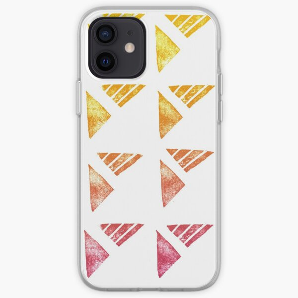 TriAngles 9 iPhone Soft Case