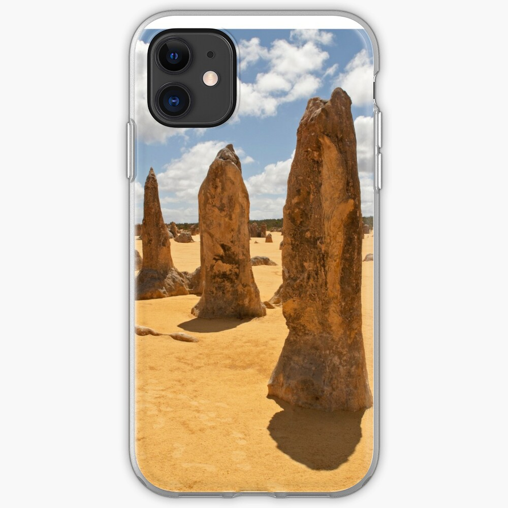Pinnacles at Cervantes Western Australia iPhone Case & Cover