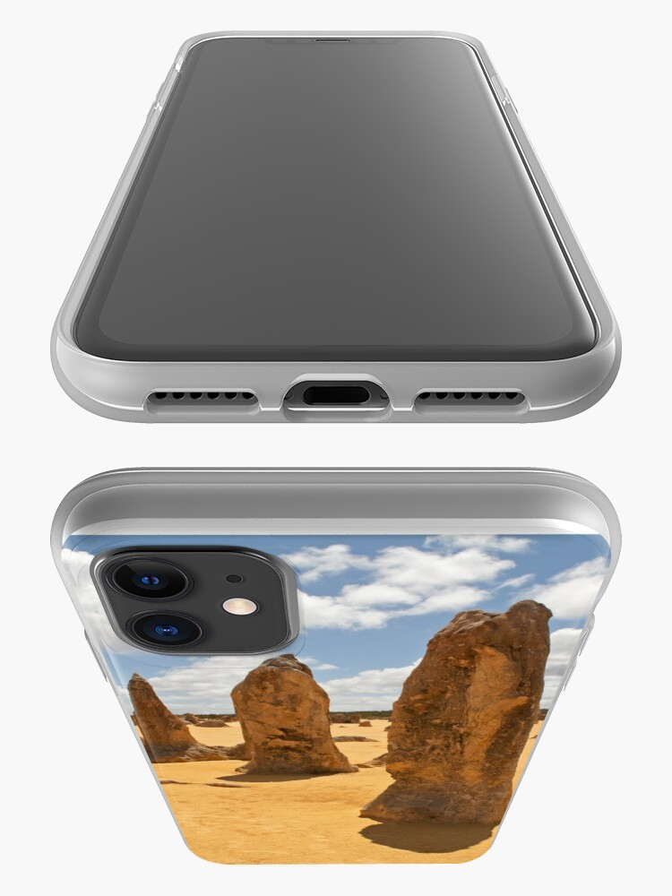 Alternate view of Pinnacles at Cervantes Western Australia iPhone Case & Cover