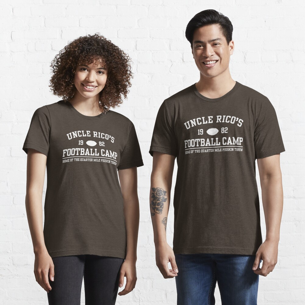 UNCLE RICO'S FOOTBALL CAMP Essential T-Shirt