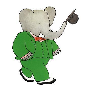 Babar l'Elephante by Kabanaba
