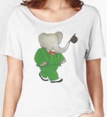 Babar l'Elephante Women's Relaxed Fit T-Shirt
