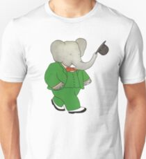 Babar l'Elephante Slim Fit T-Shirt